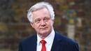 UK Brexit Secretary David Davis left the door open to leaving the EU without deal