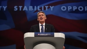 UK finance minister Philip Hammond says Trump presidency to create more uncertainty than Brexit