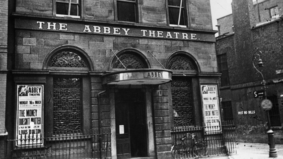 Abbey Theatre (c. 1930)