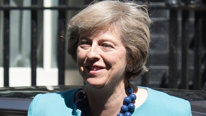 Theresa May replaced David Cameron as Britain's prime minister yesterday