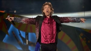Great Grandfather Mick Jagger is dad again at 73