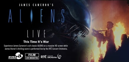 Aliens Live with the RT� Concert Orchestra