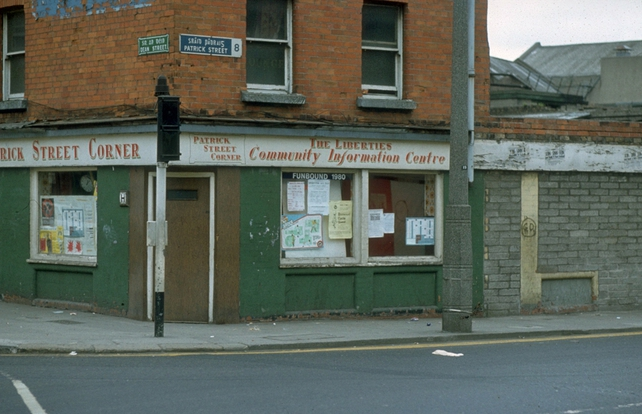 Liberties Community Information Centre on Patrick Street