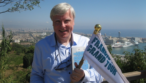 Francis Brennan's Indian Grand Tour