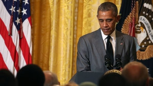 Barack Obama vowed to destroy the so-called IS group