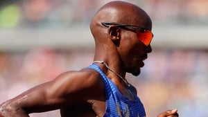 Mo Farah retired from track athletics to focus on marathon events in 2017