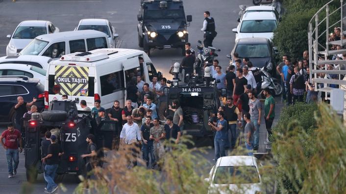 Amnesty: Turkey detainees 'tortured' and 'beaten'