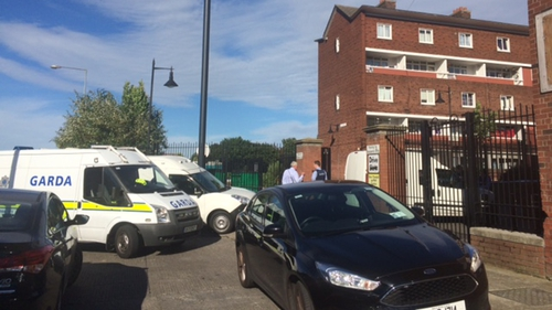 The incident happened at Seagull House in Crumlin