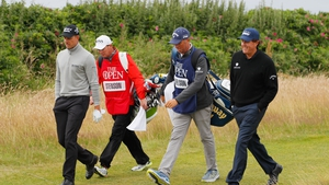 Henrik Stenson and Phil Mickelson went toe-to-toe at Royal Troon