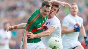 Diarmuid O'Connor takes on Emmet Bolton