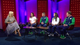 Saturday Night with Miriam Extras: Irish Olympians