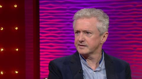 Saturday Night with Miriam Extras: Louis Walsh
