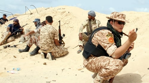 Pro-government forces loyal to Libya's Government of National Unity (GNA)