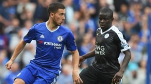 Eden Hazard blew hot and cold for Chelsea last season