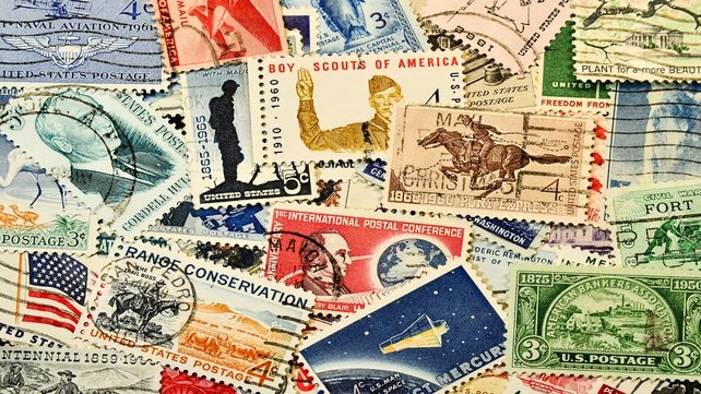 Postage stamps are a stable investment