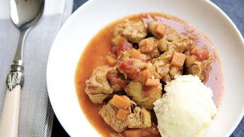 Siobhan Berry's Family Friendly Lamb Curry