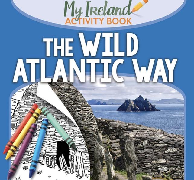 My Ireland Activity Book