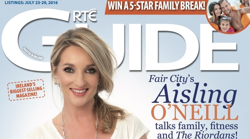 Aisling O'Neill sits down with the RTE Guide