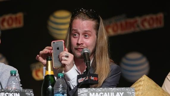 Macaulay Culkin denies drug use, rejects fame