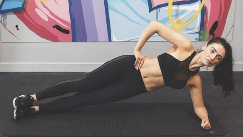 Kelly Donegan's Ab-tastic Workout