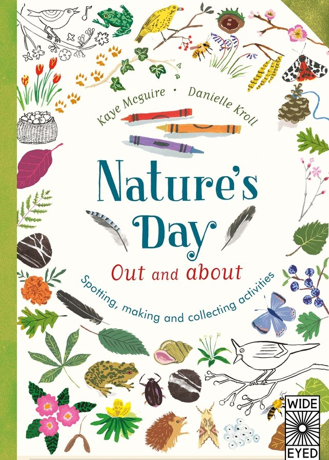 Nature's Day Activity Book