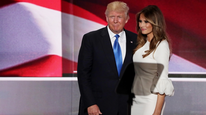 Melania Trump's convention speech strikingly similar to Michelle Obama's in 2008