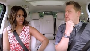 The First Lady of the United States joins James Corden in the hot seat