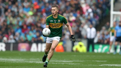 Peter Crowley has called time on his career