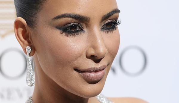 Kim Kardashian is a big fan of waist training