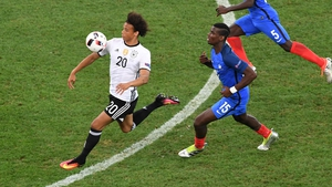 Leroy Sane is a target for Manchester City