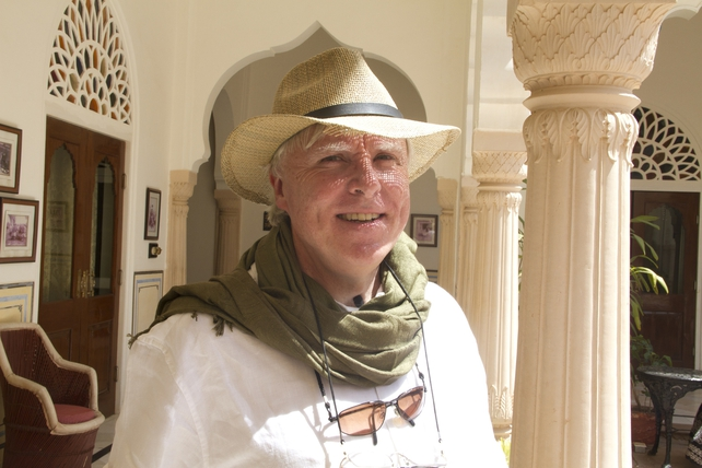 Francis on his Grand Indian Tour