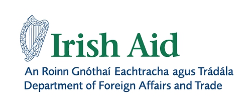 This documentary was produced in association with Irish Aid/Department of Foreign Affairs