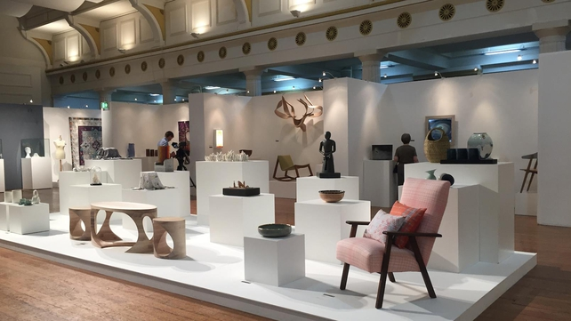 The RDS Craft Awards Exhibition