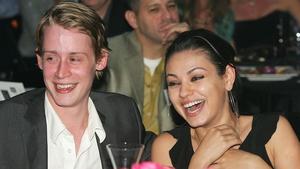 Mila Kunis said Macaulay Culkin had a