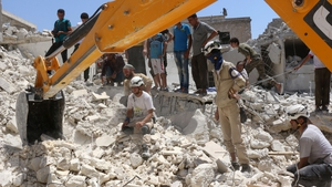 Syrian President Bashar al-Assad wants to take full control of Aleppo which has been divided between rebel and government-held areas
