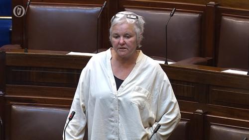 Bríd Smith tabled the motion