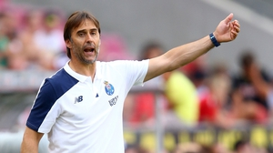 Lopetegui is the man chosen to lead Spain in their World Cup qualifying campaign