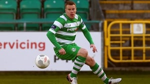 Danny North's Shamrock Rovers contract has been terminated
