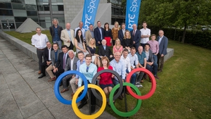 The launch of RTÉ's coverage of the Olympic Games took place today in Dublin