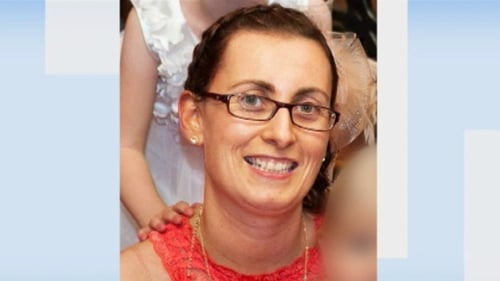Mother-of-three Valerie Armstrong died in hospital last night