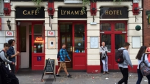 Lynam's Hotel on O'Connell Street has gone into receivership