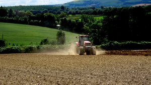Ploughing in Avoca, Co Wicklow (Pic: Brian Keeley)