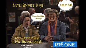 Mrs Brown's Boys Live