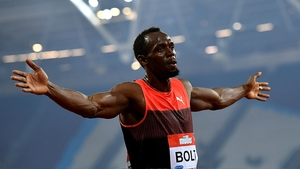 Usain Bolt won on his final outing before Rio