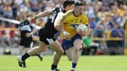 Sean McDermott in action against Sligo