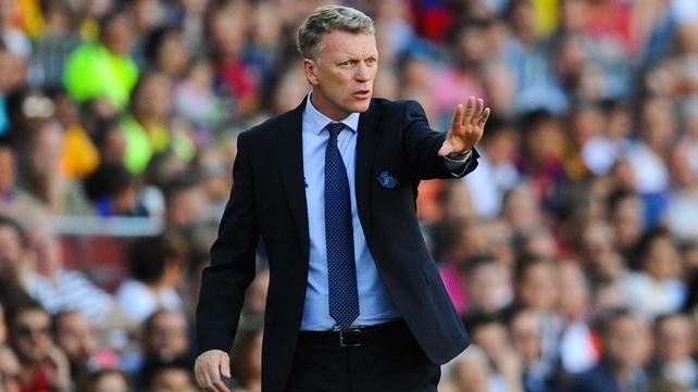 Moyes appointed Sunderland boss