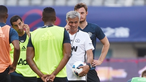 Mourinho has United eyeing a return to the Premier League summit