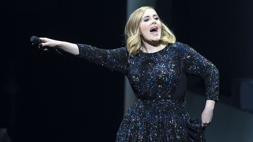 Adele will release a new album in September
