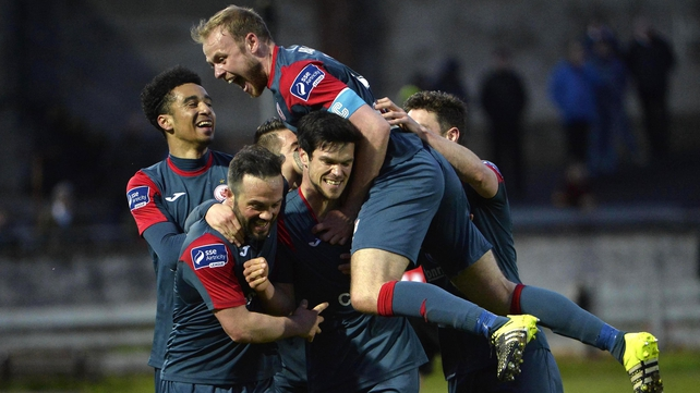 Robertson tunes up Sligo after 'mini pre-season'