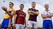 Brendan Bugler, David Burke, Matthew O'Hanlon and Kevin Moran will face off for semi-final places